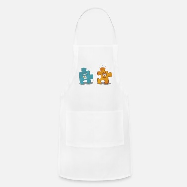 Puzzle Puzzle - Adjustable Apron