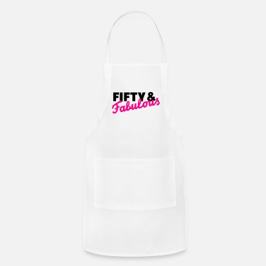 Age 50 Birthday - Apron