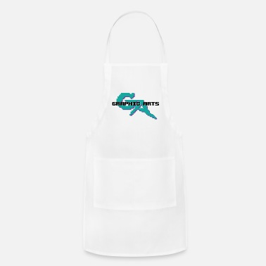 Graphic Art Graphic Arts T-Shirt - Adjustable Apron