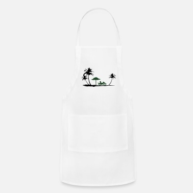 Beach Holiday Beach holidays - Adjustable Apron