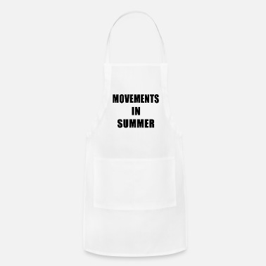 Movement Movements In Summer - Adjustable Apron