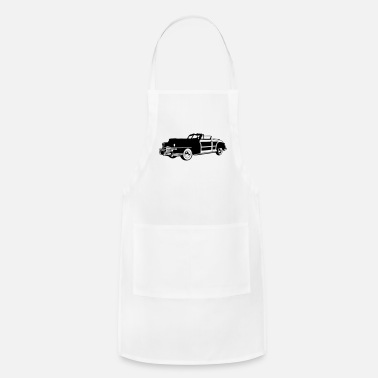 Hot Rod Car hot rod car - Apron