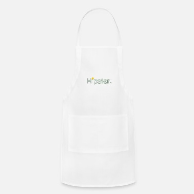 Hipster Hipster - Adjustable Apron