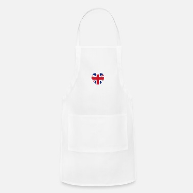 Her Majesty The Queen Great Britain - Adjustable Apron