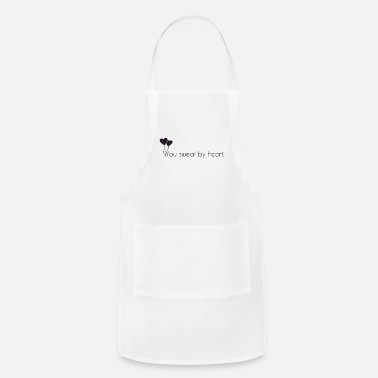 Semifinals You swear by heart - Apron