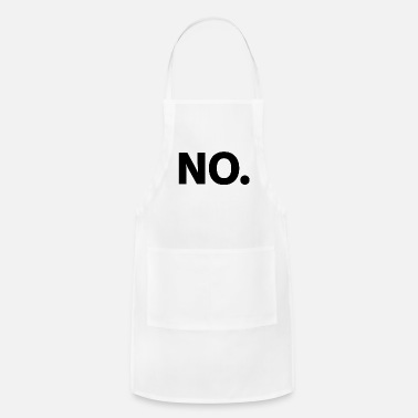 Fredo No. (Black) - Apron