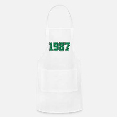 Year Of Birth 1987 | Year of Birth | Birth Year | Birthday - Apron