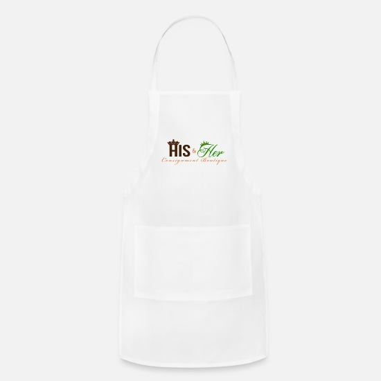 Website Aprons - banner - Apron white