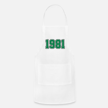 Year Of Birth 1981 | Year of Birth | Birth Year | Birthday - Apron