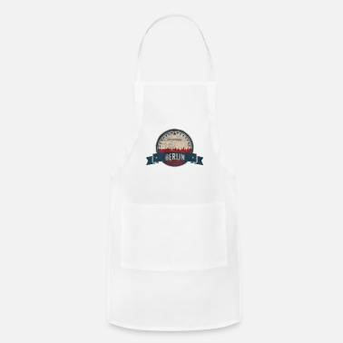 Germany Berlin Germany - Adjustable Apron