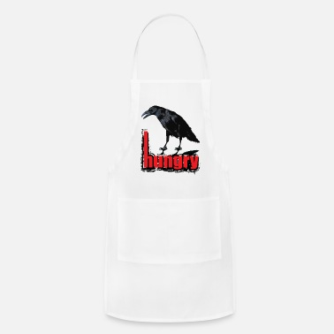 Hungry Hungry - Adjustable Apron