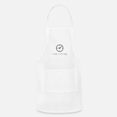 Time is money - Adjustable Apron
