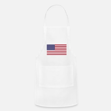 Flag flag - Adjustable Apron