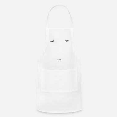 Mormon Mormon Temple garment marks - Adjustable Apron