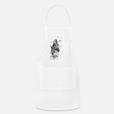 Zebra Zebra - Adjustable Apron