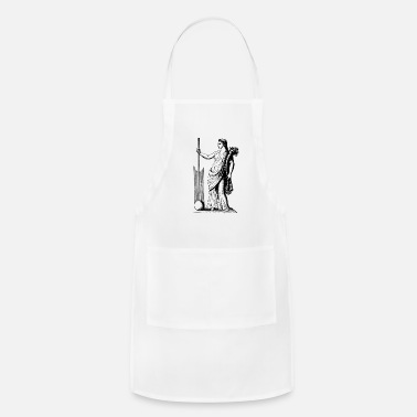 Mythology Greek mythology - Apron