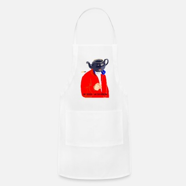 Brain no brain - Adjustable Apron