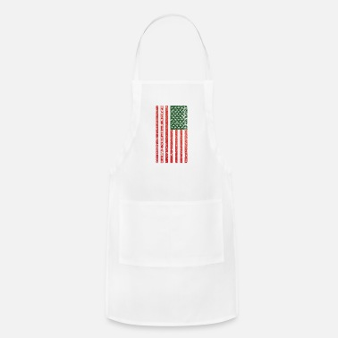 Black History Month Black History Month Flag - Apron