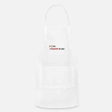 Daughter In Law Daughter in Law Gift - Adjustable Apron