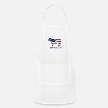 American Made Steer - Apron