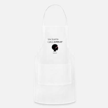 She shall Be Called Woman - Apron