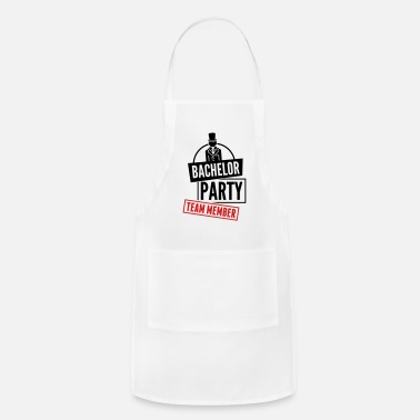 Groom bachelor_party_team_member_sy2 - Apron