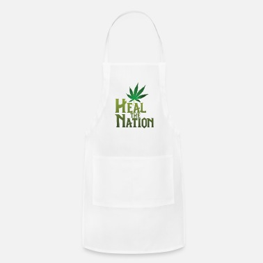 Heal Heal the Nation - Apron