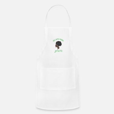 Black Girl Power Black Girl Power - Apron
