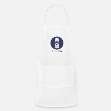 Mobile Phone mobile phone legend - Apron