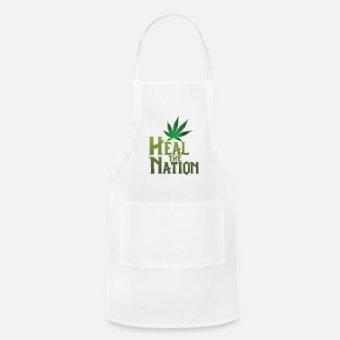 Healing Heal the Nation - Apron