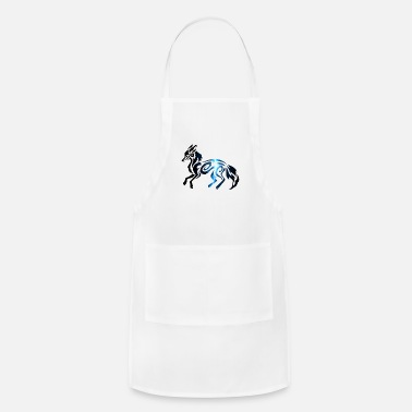 Spacemonster Space Fox - Apron
