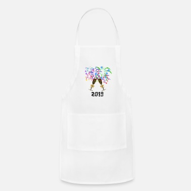 New Years Eve New Year's Eve party - Adjustable Apron