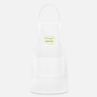 Philosophy healthy recovery hospital self-help gift fit - Adjustable Apron