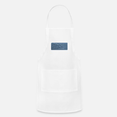 Punch punched card - Adjustable Apron