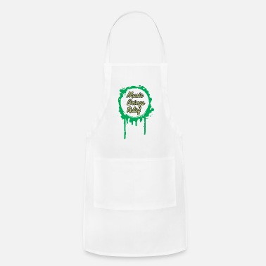 Relief MUSIC BRINGS RELIEF - Adjustable Apron