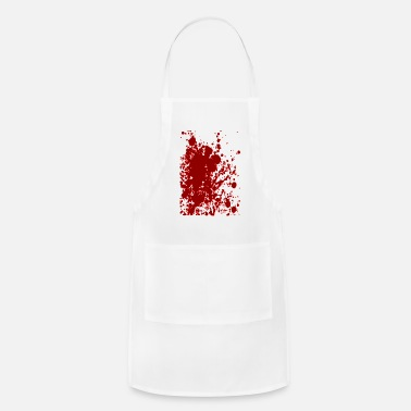Blood Splatter blood - Apron