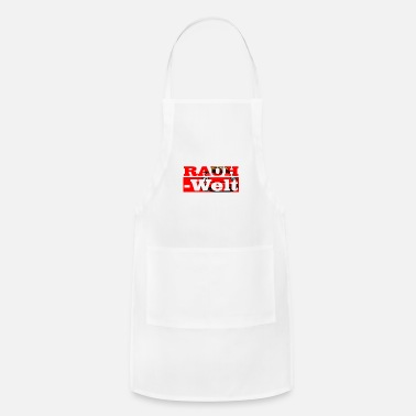 Typo Red RWB typo - Adjustable Apron