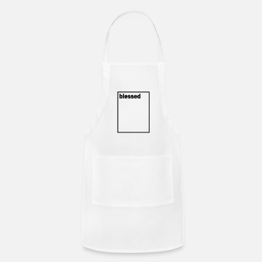 Blessing Blessed - Adjustable Apron
