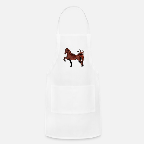 ApronAmerican Saddlebred Horse Riding Present Gift Girl