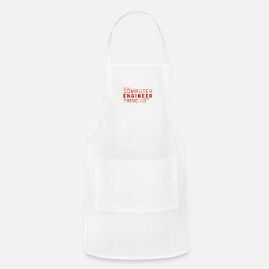 Helmet Computer Engineer - D3 Designs - Adjustable Apron