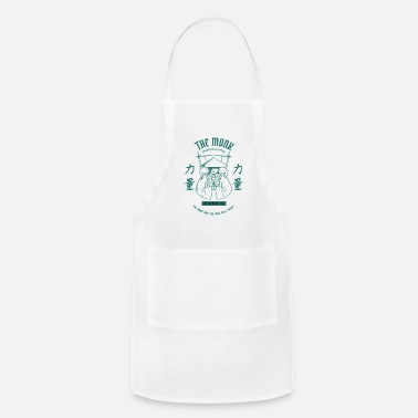 Monk The Mad Monk Giftidea - Apron
