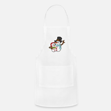 Snowman Snowman - Adjustable Apron