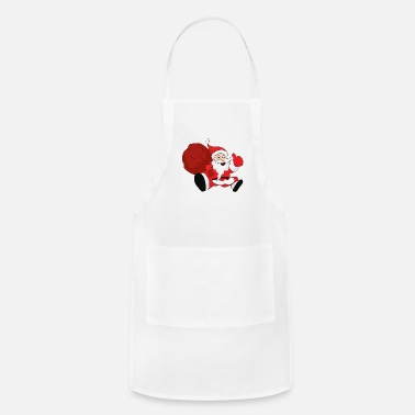 Cool Santa Claus - Adjustable Apron