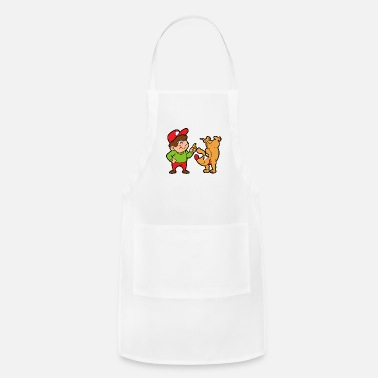 Pet Dog Trainer - Adjustable Apron