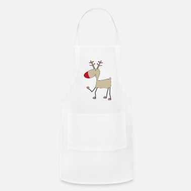 Rudolph The Red Nosed Reindeer Rudolph the red-nosed Reindeer - Apron