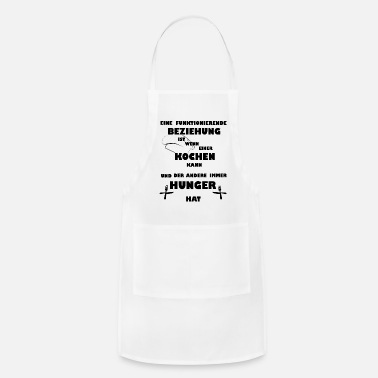 Hausmann A working relationship cook gift shirt - Apron