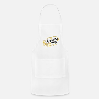 Wedding Party Junggesellenabschied Bachelorette Party - Apron