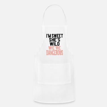 Couples couple mix - Apron