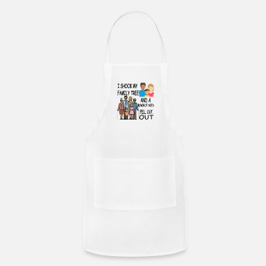 Tree Family tree - Apron