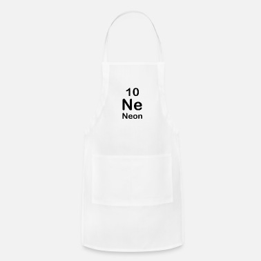 Neon Neon - Adjustable Apron